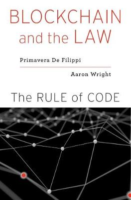 Blockchain and the Law book