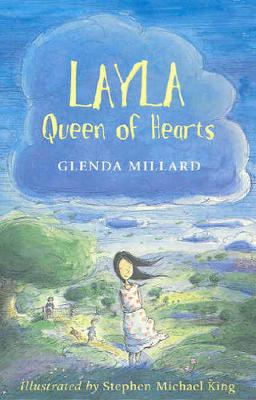 Layla, Queen of Hearts book