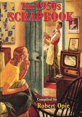 1950s Scrapbook book