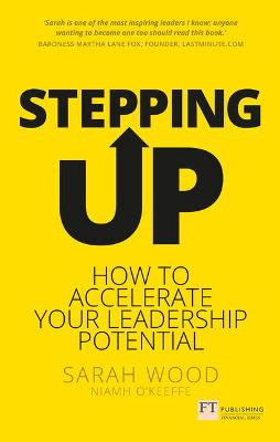 Stepping Up by Niamh O'Keeffe