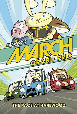 March Grand Prix: The Race at Harewood book