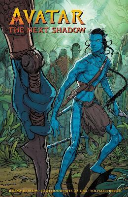 Avatar: The Next Shadow book
