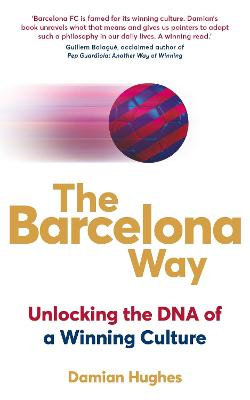 Barcelona Way by Damian Hughes