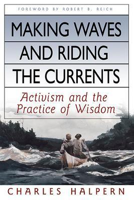 Making Waves and Riding the Currents. Activism and the Practice of Wisdom. by Charles Halpern