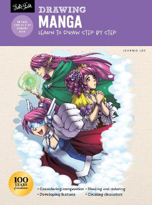 Drawing: Manga: Learn to draw step by step book