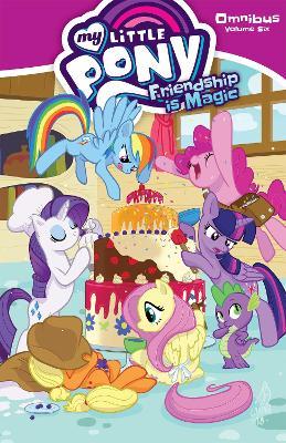 My Little Pony Omnibus Volume 6 book
