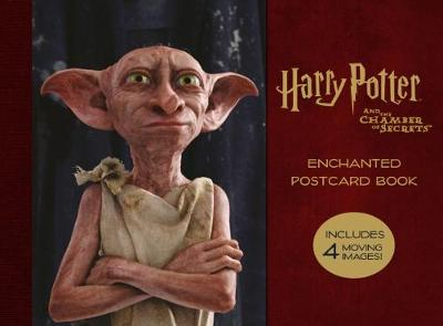 Harry Potter and the Chamber of Secrets Enchanted Postcard Book book