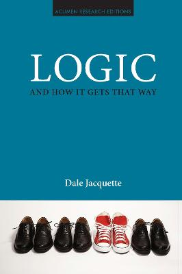 Logic and How it Gets That Way book