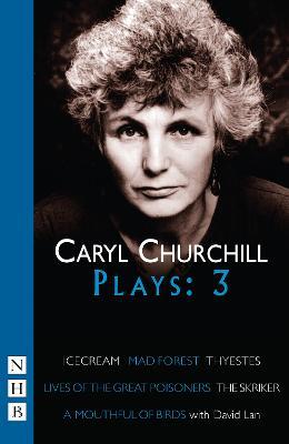 Plays 3 by Caryl Churchill