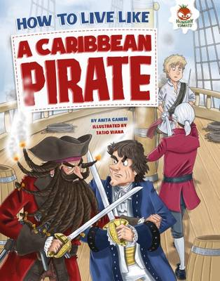 How to Live Like a Caribbean Pirate book