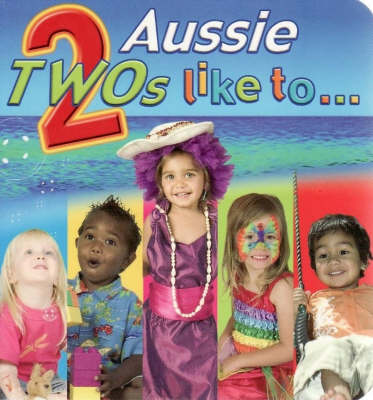 Aussie TWOS Like to... by Magabala Books