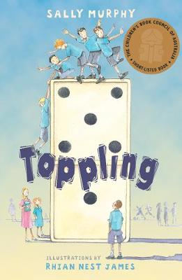 Toppling book