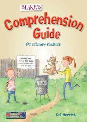 Blake's Comprehension Guide by Del Merrick