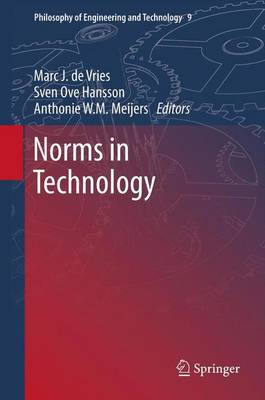Norms in Technology by Marc J. De Vries