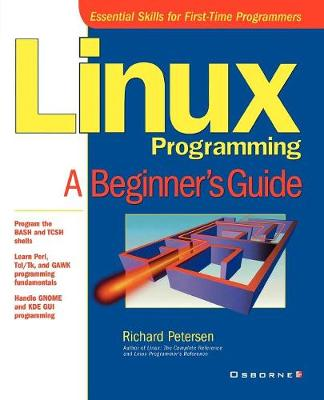 Linux Programming: A Beginner's Guide book