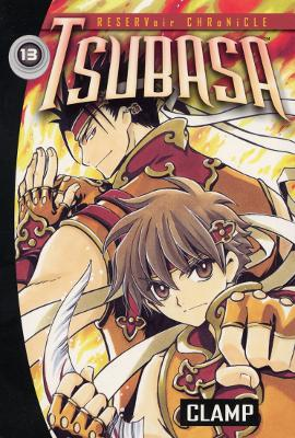 Tsubasa volume 13 by CLAMP CLAMP