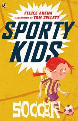 Sporty Kids: Soccer! book