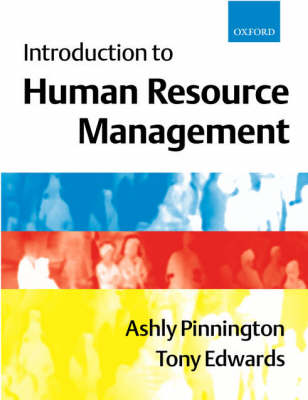 Introduction to Human Resource Management book