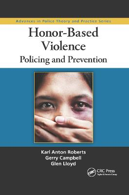 Honor-Based Violence: Policing and Prevention book