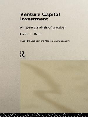 Venture Capital Investment by Gavin Reid