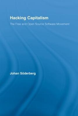 Hacking Capitalism by Johan Soederberg
