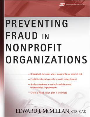 Preventing Fraud in Nonprofit Organizations book