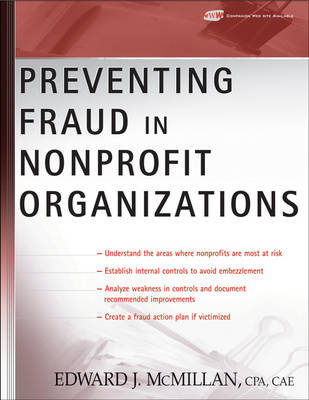 Preventing Fraud in Nonprofit Organizations book