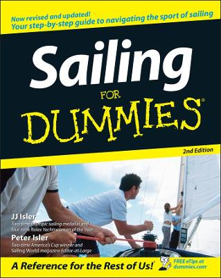 Sailing For Dummies by J. J. Isler