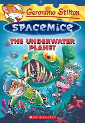 Underwater Planet book