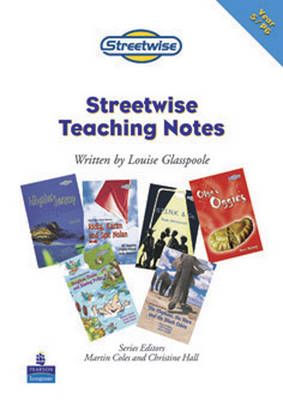 Streetwise: Year 5/P6 Teacher's Book by Louise Glasspoole