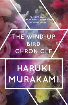 Wind-up Bird Chronicle book