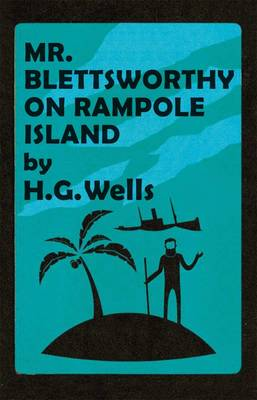 Mr Blettsworthy on Rampole Island book