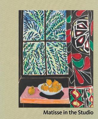 Matisse in the Studio by Ellen McBreen