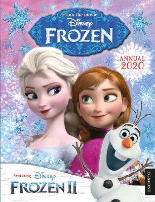 Disney Frozen Annual 2020 by Disney Licensed Publishing