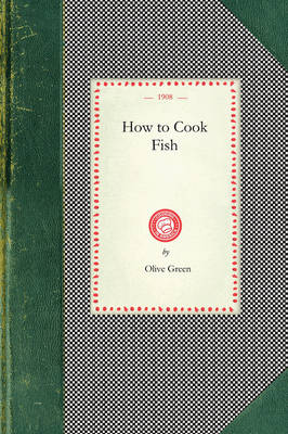 How to Cook Fish book