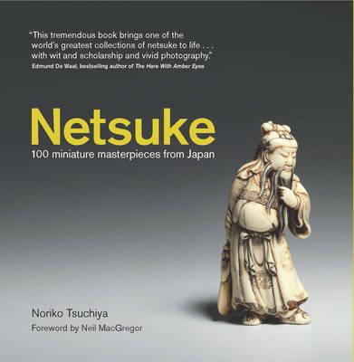 Netsuke by Noriko Tsuchiya
