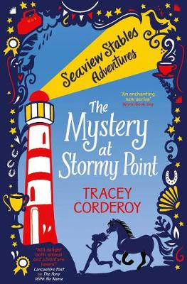 The Mystery at Stormy Point by Tracey Corderoy