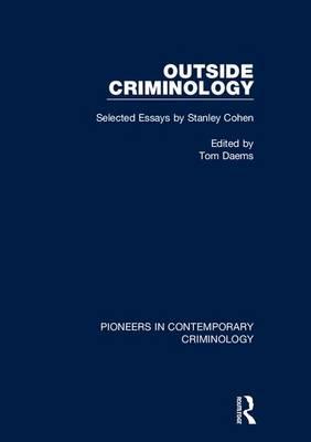 Outside Criminology by Tom Daems