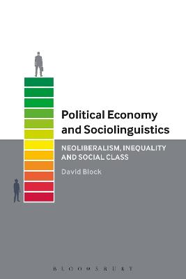 Political Economy and Sociolinguistics book
