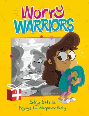 Edgy Estella Aces the Sleepover Party by Marne Ventura