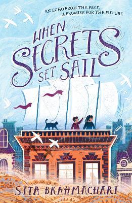 When Secrets Set Sail book