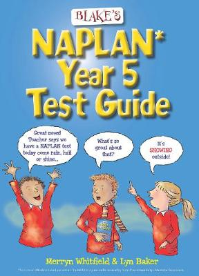 Blakes Naplan Year 5 Test Guide book