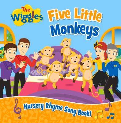 The Wiggles: Five Little Monkeys by The Wiggles