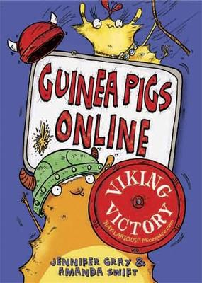 Guinea Pigs Online: Viking Victory by Jennifer Gray