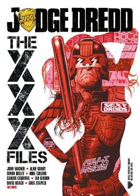 XXX Files by John Wagner