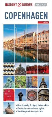 Insight Guides Flexi Map Copenhagen by