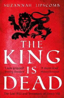 The King is Dead book