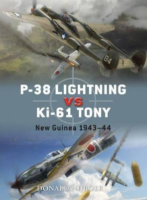 P-38 Lightning Vs Ki-61 Tony: New Guinea 1942-43 book