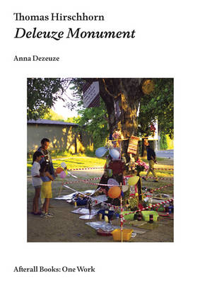 Thomas Hirschhorn by Anna Dezeuze