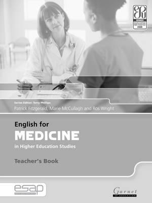 English for Medicine Teacher Book book